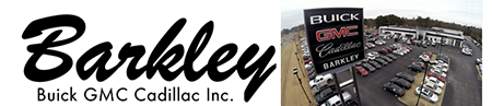 Click here to visit Barkley Buick GMC Cadillac, Inc website!