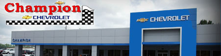 Click here to visit Champion Chevrolet, Inc. website!