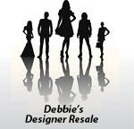 Click here to visit Debbie's Designer Resale web store!