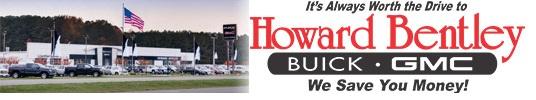 Click here to visit the Howard Bentley Buick GMC,Inc. website!