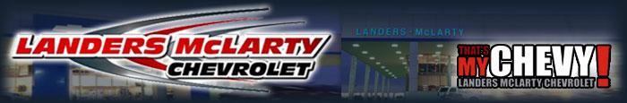 Click here to visit Landers Mclarty Chevrolet website!